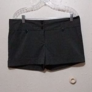 Tag removed/ Cute shorts/ Color-Gray